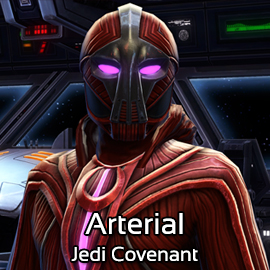Arterial @ Jedi Covenant