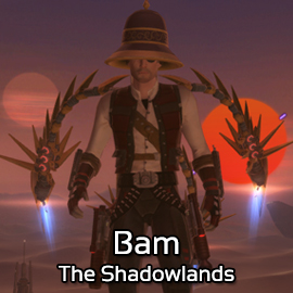 Bam @ The Shadowlands