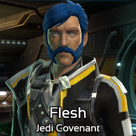 Flesh @ Jedi Covenant